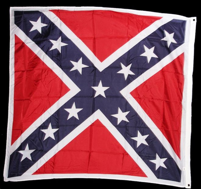 4ft x 4ft Confederate Infantry Battle Flag